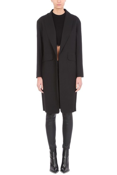 Alexander Wang coat black
