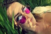 sunglasses,purple,gold,sun