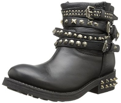 Amazon.com: Ash Women's Tatum Bis Motorcycle Boot: Shoes