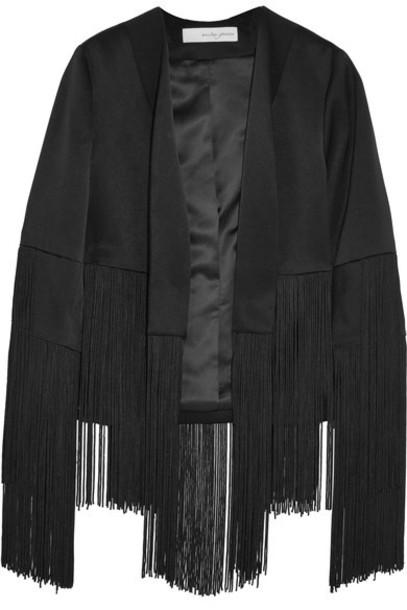 Galvan jacket black