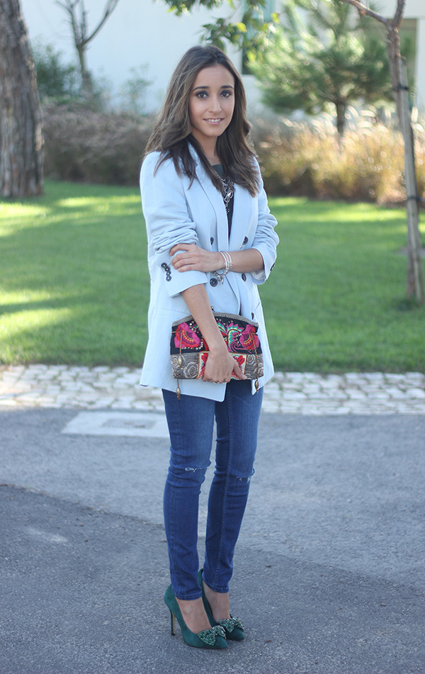 besugarandspice jacket shoes jeans shirt jewels