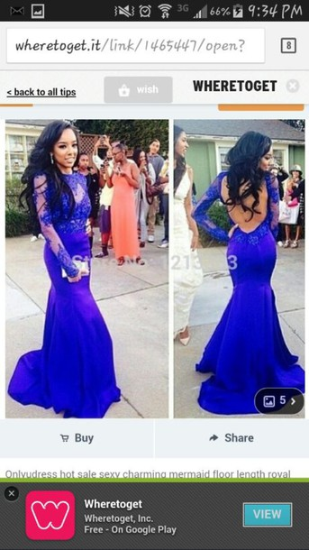 dress blue dress prom dress romper