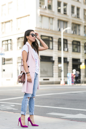 wendy's lookbook,blogger,top,jacket,t-shirt,bag,shoes,sunglasses,jewels