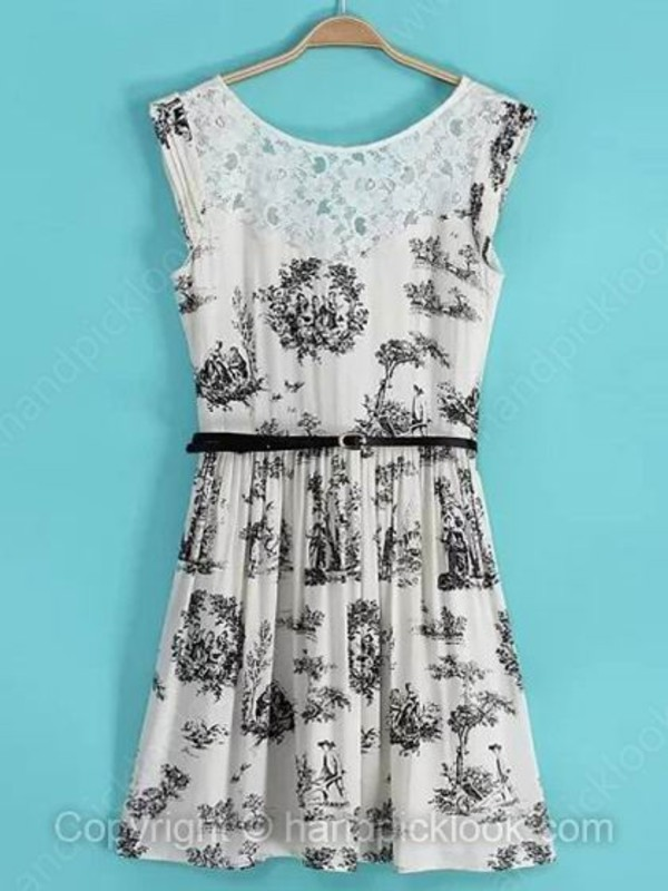 lace dress short dress dress