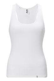 tank top,les girls les boys,vest top,white,racerback,ribbed jersey