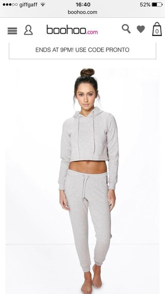 sweater cropped cropped hoodie