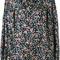 Floral print blouse - women - silk/cotton - 38, yellow, silk/cotton, isabel marant
