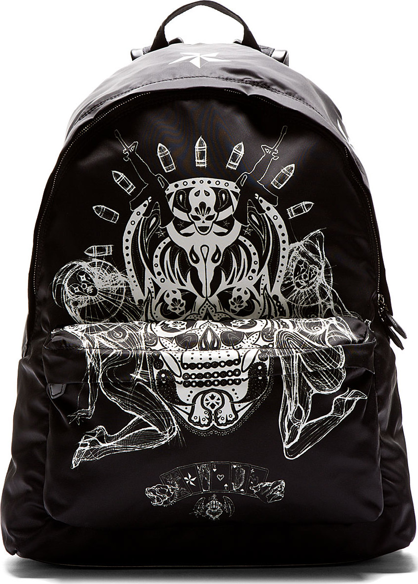 Givenchy Backpacks for Men | Online Boutique | SSENSE
