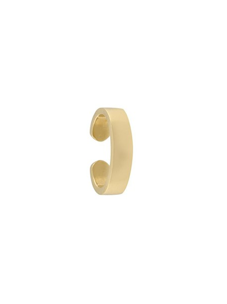 Anita Ko cuff women ear cuff gold grey metallic jewels