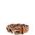 Links leather belt