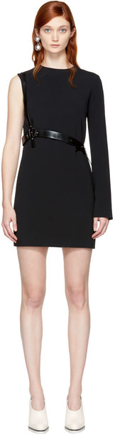 Helmut Lang dress black