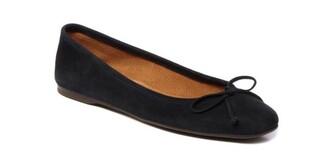 shoes black ballet flats