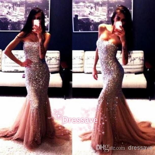 Cheap Wedding Decorations - Discount Backless Sexy Floor Length Sleeveless Pageant Dresses Bo3571 Online with $211.85/Piece | DHgate