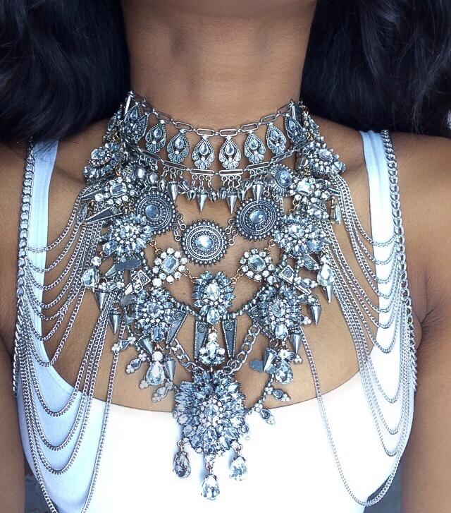 Adrianna necklace | Fantasy Accessory Box
