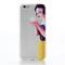 Snow white phone cover