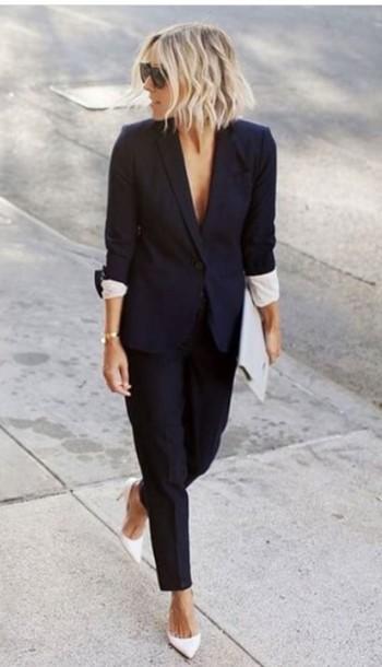 jacket blazer suit