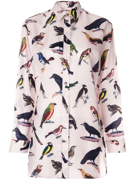 Paul Smith shirt women cotton print top