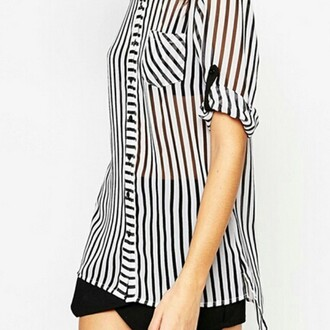 blouse herefind buy white shorts white blouse black and white blouse