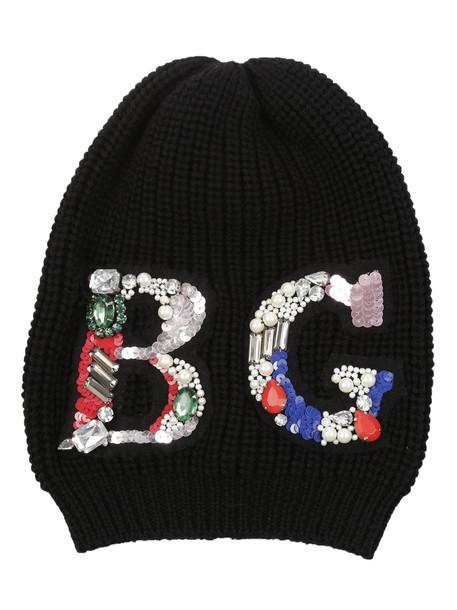 Blugirl embellished beanie hat