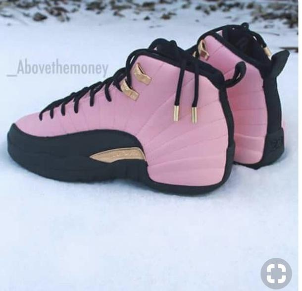 570ab33a9604 shoes pink and black jordans jordans dunkman jordan s shoes jordan pink  black sneakers gold hot pink