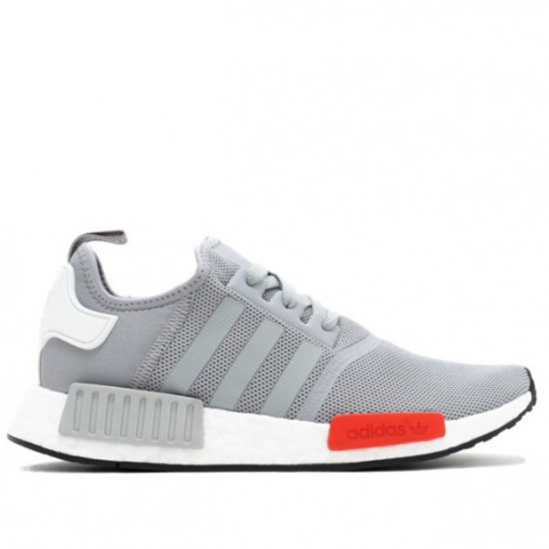 c2cc02fe5caaa shoes adidas adidas shoes nmd running shoes promernit white grey