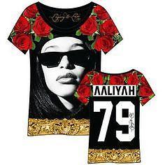 Aaliyah The 'Legacy ' Tee Unisex Boyfriend Fit Tee | eBay