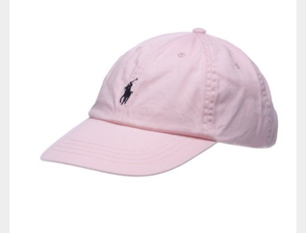 hat ralph lauren baseball cap cap pink 95a4c398dfe