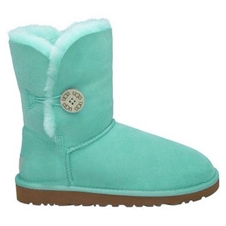 shoes light green ugg boots bailey button ugg bailey button