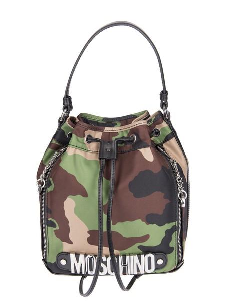 Moschino bag bucket bag multicolor