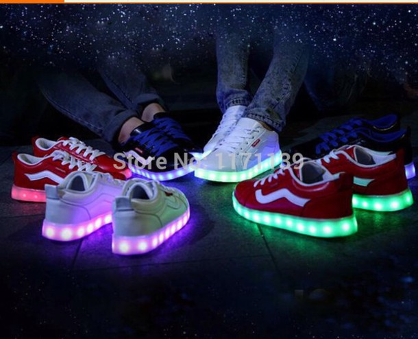 shoes led lightup