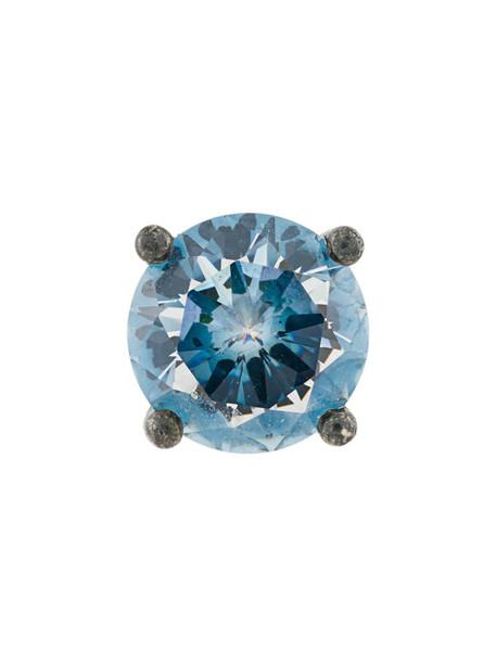 women earrings stud earrings blue jewels