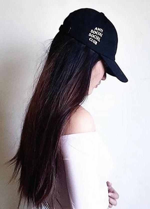 8c52da2244a hat cap black quote on it cool trendy fashion style accessories free  vibrationz.