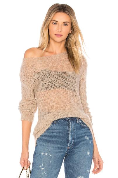AYNI sweater beige