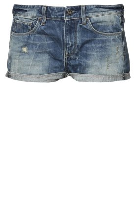 G-Star 3301 ripped short - Jeans Shorts - medium aged rip - Zalando.de