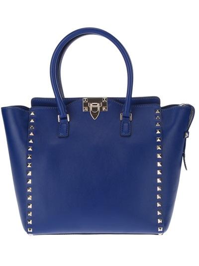 Valentino Garavani 'rockstud' Tote Bag -  - Farfetch.com