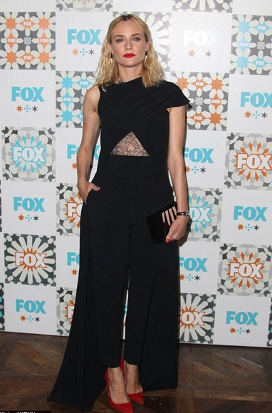 diane kruger jumpsuit bag