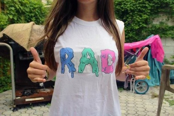 tank top rad radical muscle tee weheartit hipster