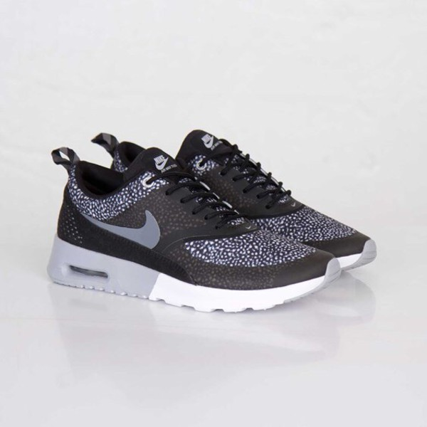 nike air max thea black sale