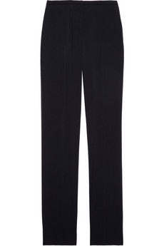 Lana wool-twill straight-leg pants | The Row | THE OUTNET
