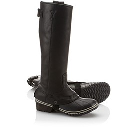 Women's Slimpack Riding Tall waterproof insulated boot | SOREL.COM