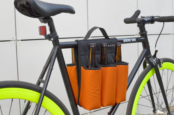bag beer carrier craft beer beer bicycles carrier gifts for him gifts for boyfriend