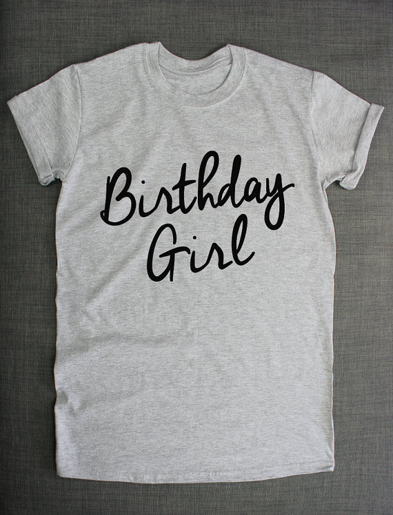 d0dfca71f Womens Birthday T Shirt - Birthday Girl T-Shirt Girls Top 16th Birthday ...