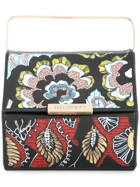 Demanumea mini women bag mini bag leather black
