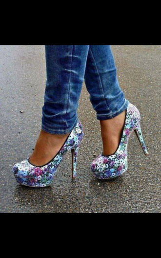 cute high heels flowers high heels heels flower high heels