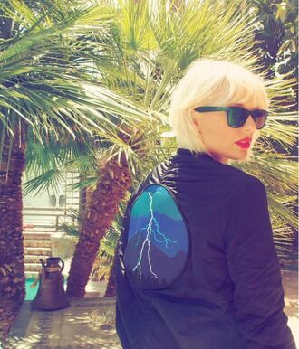 sunglasses taylor swift instagram coachella hoodie ombre bleach dye