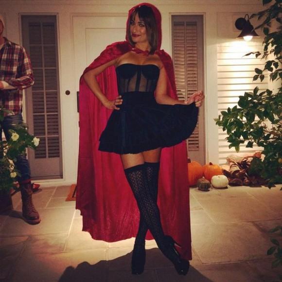 lea michele jacket halloween halloween costume costume