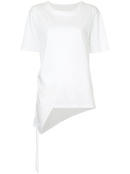 Taylor t-shirt shirt t-shirt women white cotton top