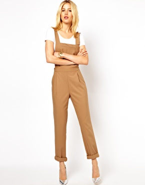 Asos tailored jumpsuit at asos