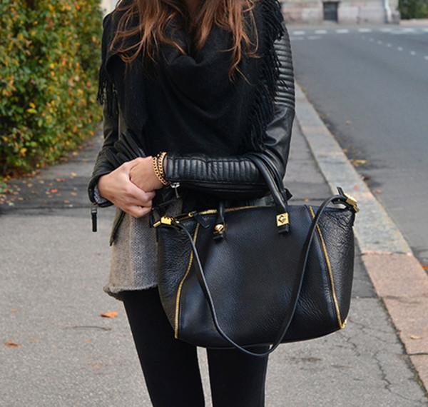 bag purse jacket scarf black bag gold black and gold bags and purses tote bag black dress prom dress michael kors bag black purse bags purses