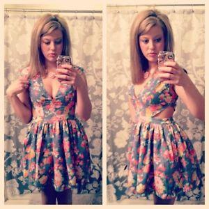 Culture Floral Summer Dress - eBay
